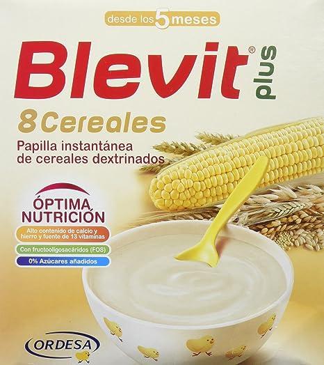 BLEVIT Plus 8 Cereales - 600 gr