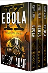 Ebola K Trilogy: The Complete Post Apocalyptic Box Set Kindle Edition