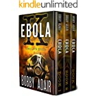 Ebola K Trilogy: The Complete Post Apocalyptic Box Set