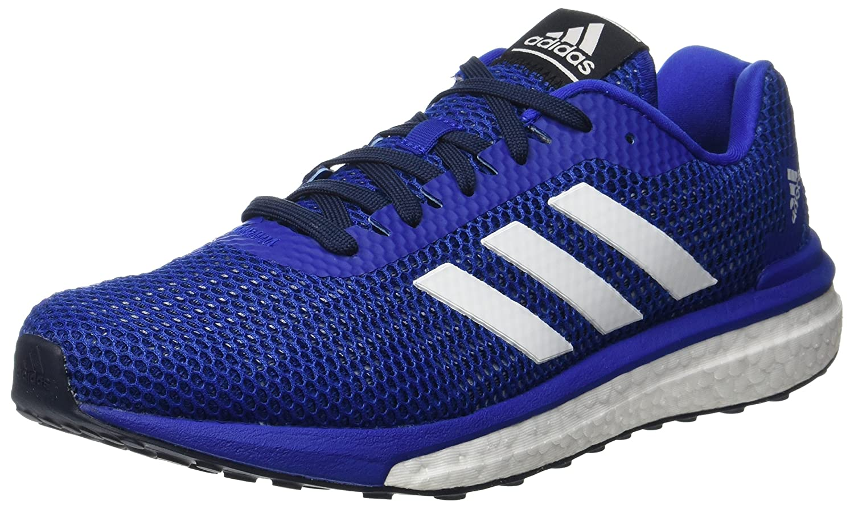 Adidas Vengeful M, Zapatillas de Running para Hombre 41 1/3 EU|Azul (Reauni / Ftwbla / Maruni)