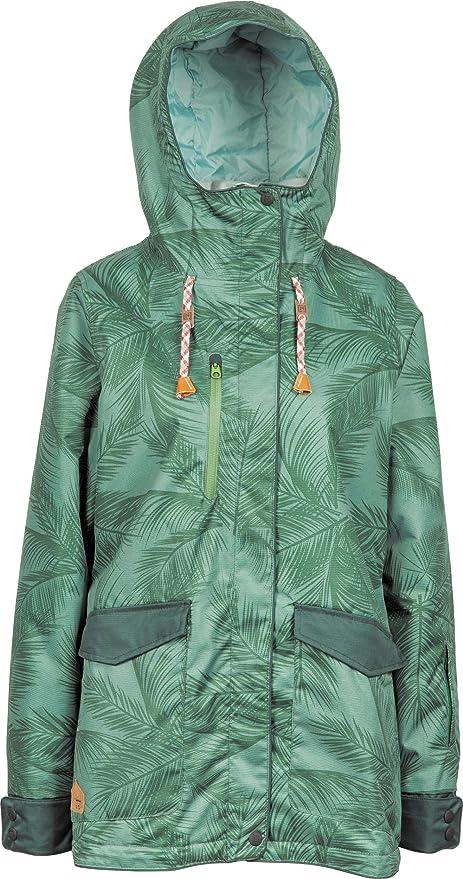 938d3831cb7 Nitro Snowboards Aaran  19 Women s Outdoor Winter Snowboard Ski Jacket  Breathable Water-Repellent Outerwear