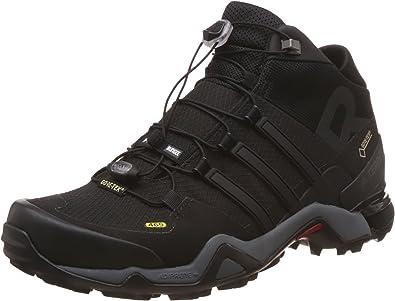 seleccione para genuino mejores zapatillas de deporte moda mejor valorada Adidas Terrex Fast R Mid Gtx Botas de Montaña para Hombre, Negro ...