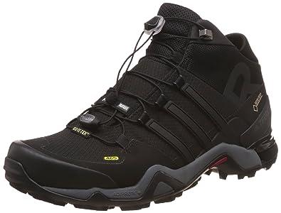 online retailer c6ed7 a9ea6 Adidas Terrex Fast R Mid Gtx Botas de Montaña para Hombre, Negro, 47 1 3   Amazon.es  Zapatos y complementos