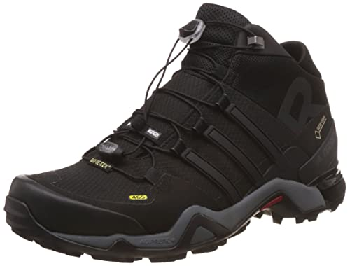 668d244b adidas Men's Terrex Fast R Mid GTX High Rise Hiking Shoes, core  Black/Footwear White, 11 UK: Amazon.co.uk: Shoes & Bags