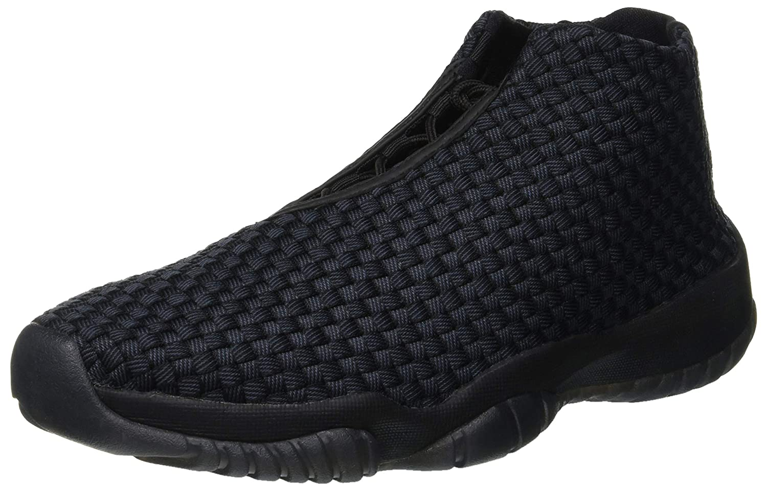 sports shoes f5dcf 50f58 Amazon.com   Jordan Nike Men s Air Future Black Black Anthracite Basketball  Shoe 9 Men US   Basketball