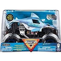 SpinMaster Monster Jam Vehículo Escala 1: 24 Megalodon