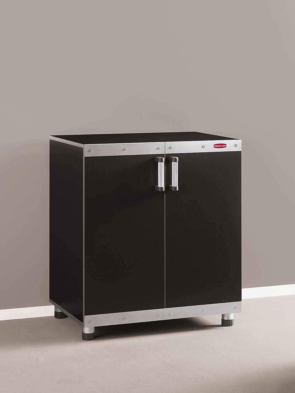 Amazon Com Rubbermaid Garage Storage System Base Cabinet Furniture Decor