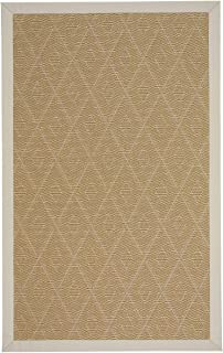 product image for Capel Rugs Llano-Tumbleweed Cream Woven Rug - Ecru - 10' x 10' - Rectangle