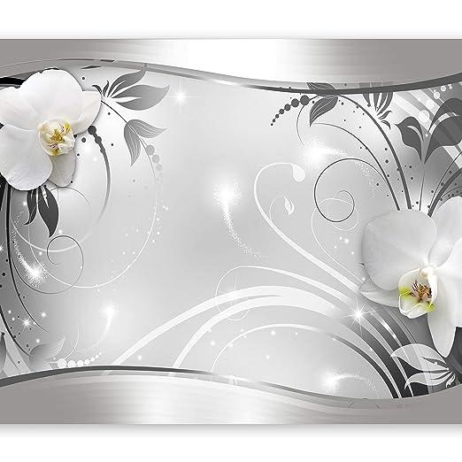 murando Fotomurales Flores 350x256 cm XXL Papel pintado tejido no ...