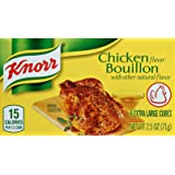 Knorr Cube Bouillon, Chicken 2.5 oz, 6 ct