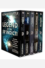 Legend of the Ir'Indicti Series: Boxed Set Kindle Edition