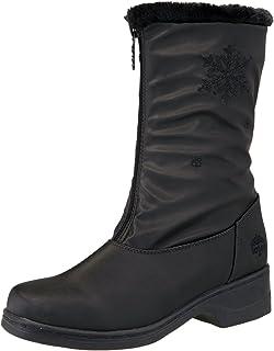 Amazon.com | Totes Women&39s Cynthia Mid-Calf Synthetic Boot | Mid-Calf