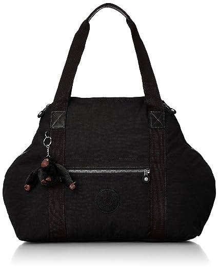 74ea422e8b Kipling Art M, Medium Travel Tote, 58 cm, 26 liters, Black: Amazon.co.uk:  Luggage