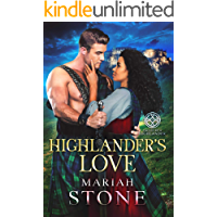 Highlander's Love: A Scottish Historical Time Travel Romance (Called by a Highlander Book 4)