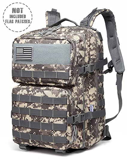 e26fce968073 Amazon.com  EnergeticSky Multifunction Military Tactical Backpack ...