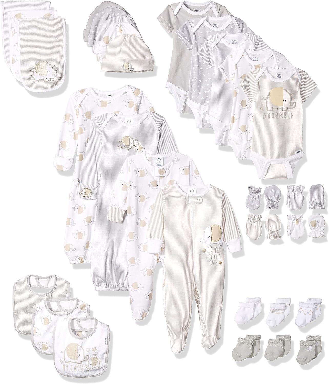 GERBER Baby 30-Piece Essentials Gift Set