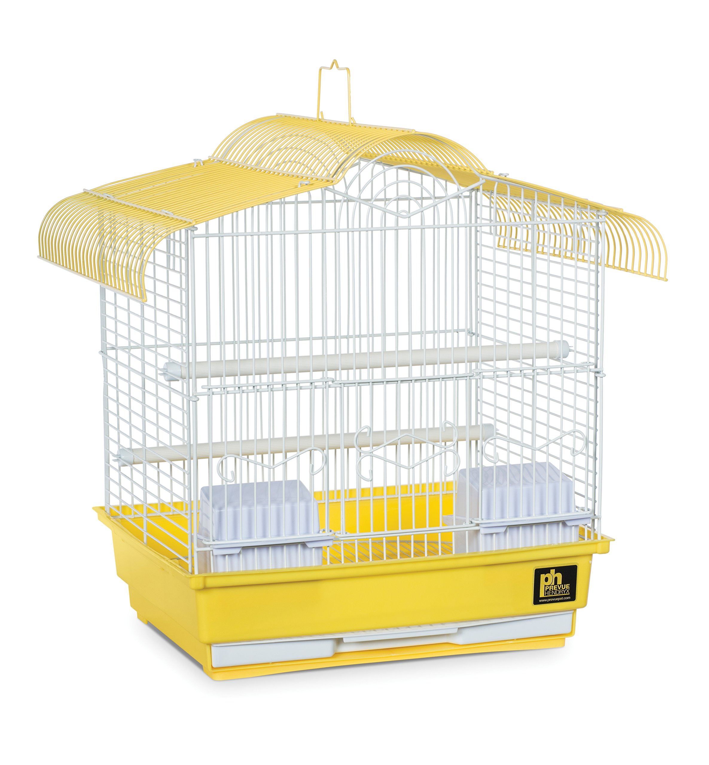 Prevue Pet Products SP50031 Bird Cage, Small, Yellow by Prevue Pet Products