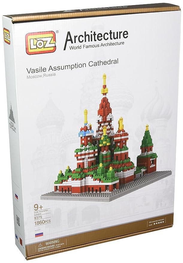 Amazon Loz Building Construction 9375 Vasile Assumption