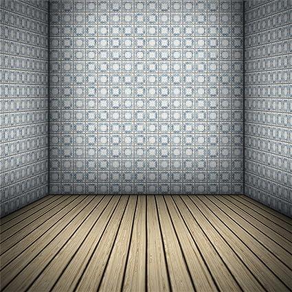 Amazoncom Lfeey 10x10ft 3d Empty Room Photography