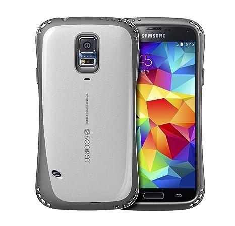 Amazon.com: Sooper – Samsung Galaxy S5 Carcasa Extreme ...