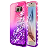 Galaxy S7 Case with Tempered Glass Screen Protector