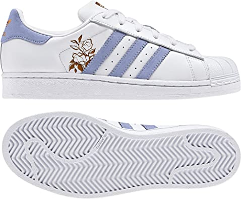 adidas Superstar W, Chaussures d'escalade Femme, Multicolore