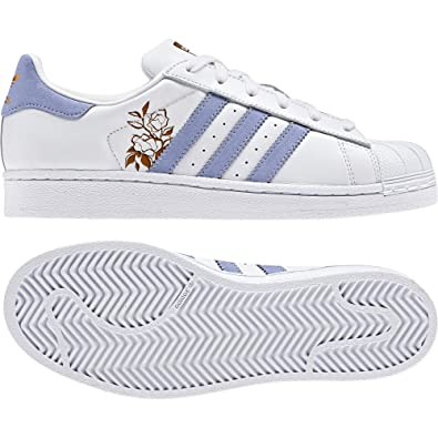 adidas Superstar W, Chaussures d'escalade Femme, Multicolore ...
