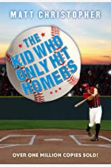 The Kid Who Only Hit Homers (Matt Christopher Sports Classics) Kindle Edition