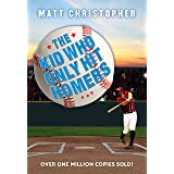 The Kid Who Only Hit Homers (Matt Christopher Sports Classics)