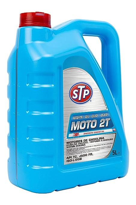 STP MOTO 2T - Aceite para Motores de Gasolina (API TC, JASO FB ...