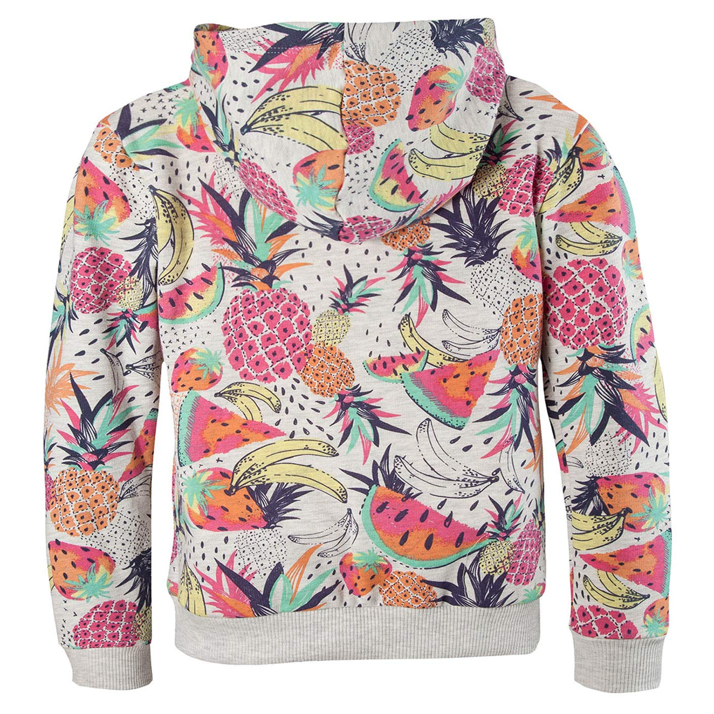 OFFCORSS Big Girls Trendy Sweater Full Zip Up Hoodie Teen Sudaderas para Ni/ñas