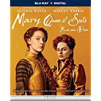 Mary Queen of Scots [Blu-ray + Digital] (Bilingual)