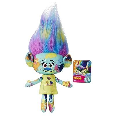 DreamWorks Trolls Harper Hug 'N Plush Doll: Toys & Games