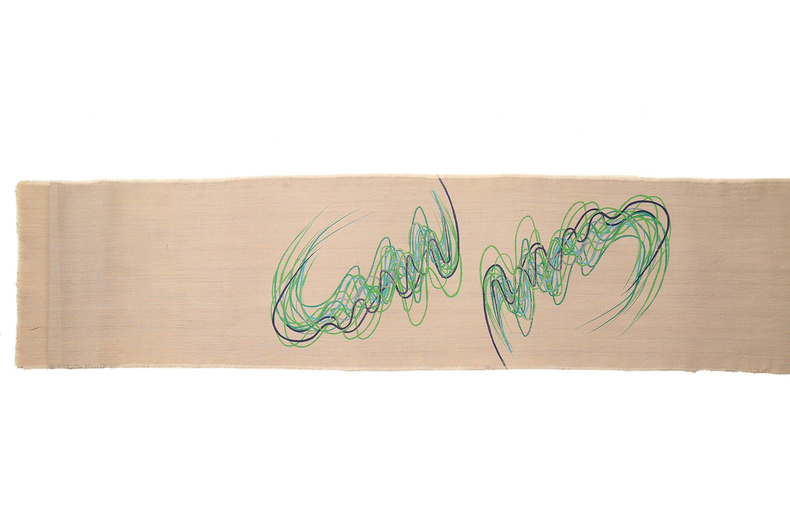 Gitika Goyal Home Crayons on a Table Runner, 74''