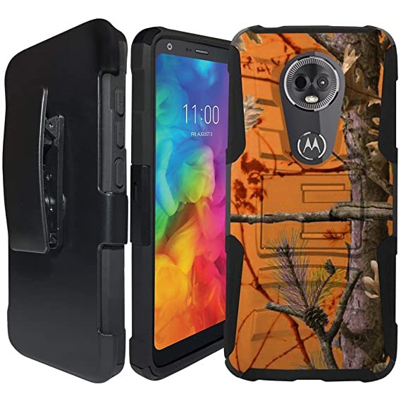 Amazon.com: CasesonDeck Case for The Motorola Moto G6 Play ...