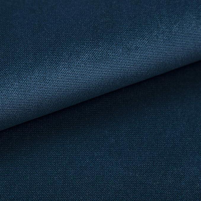Velvet Krono Soft and Elegant Velvet Fabric Upholstery Fabric Furniture Seat Cover Fabric Sold by the Metre Petrol 04: Amazon.de: Küche & Haushalt