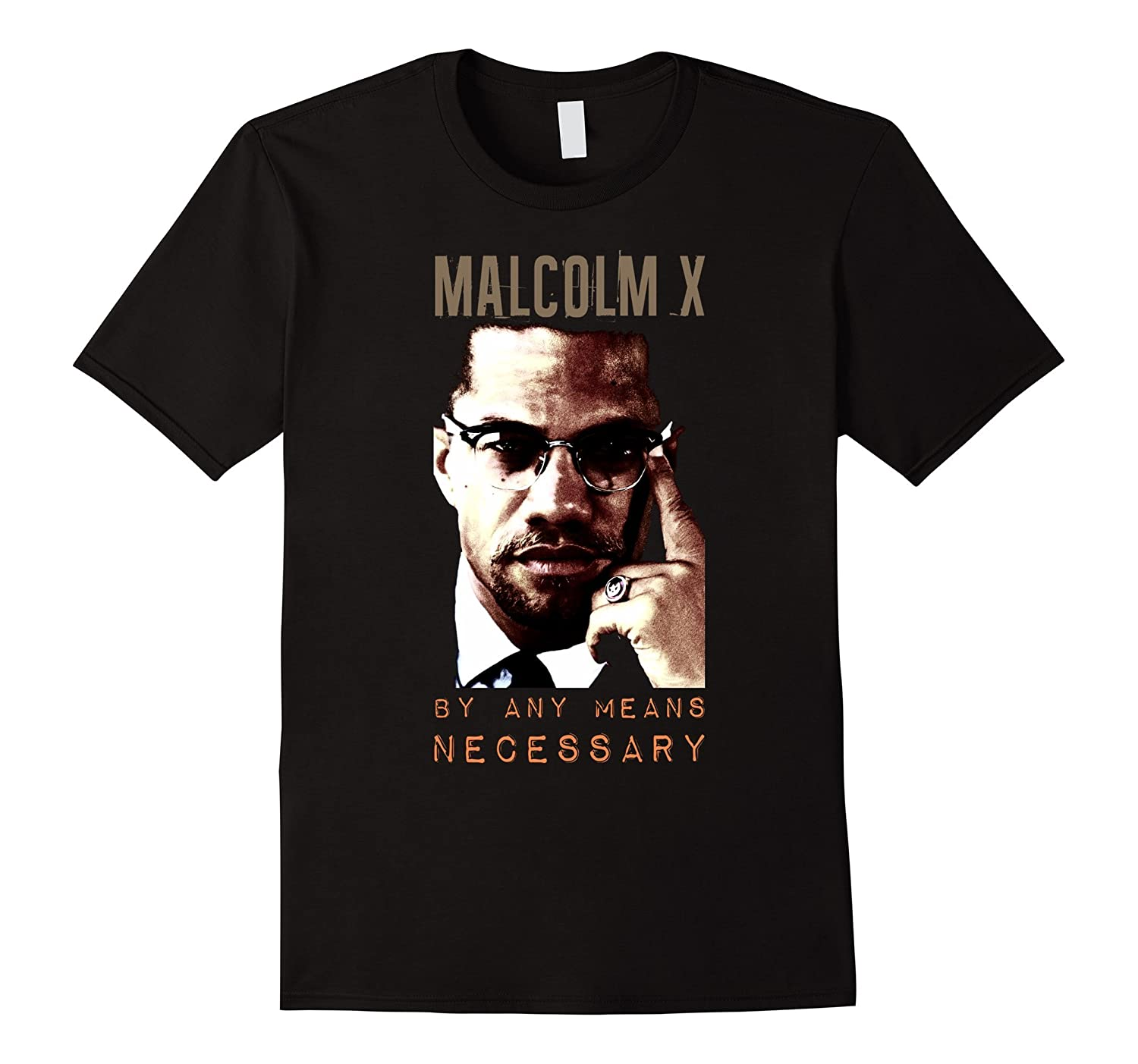malcolm x by no means necessary We end today's show with the words of malcolm x sunday marked the forty-fifth anniversary of his death he was assassinated february 21, 1965, as he spoke before a packed audience in harlem's audubon ballroom he was just thirty-nine years old this may 19th would have been his eighty-fifth.
