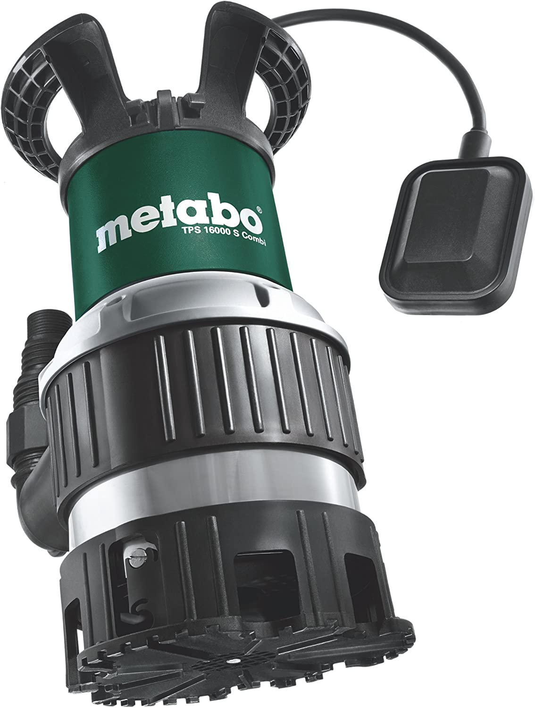 METABO Kombi Tauchpumpe TPS 16000 S Combi TPS16000S