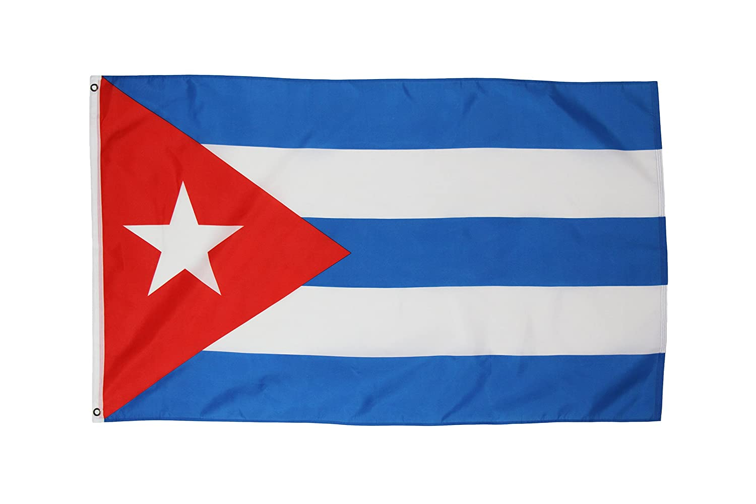 2 by 3 Quality Standard Flags Cuba Polyester Flag Patio, Lawn ...