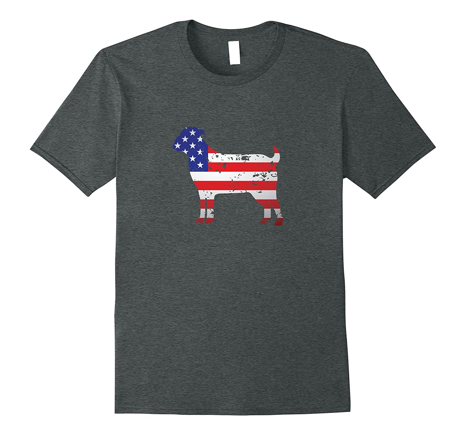 70ac3006c4 Goat T-shirt 4th of July Independence Day Shirt Funny Gift-CL – Colamaga