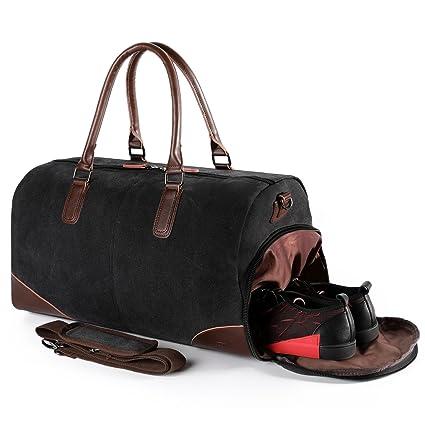 c8386ce2a53c Travel Flight Bag for Men Women