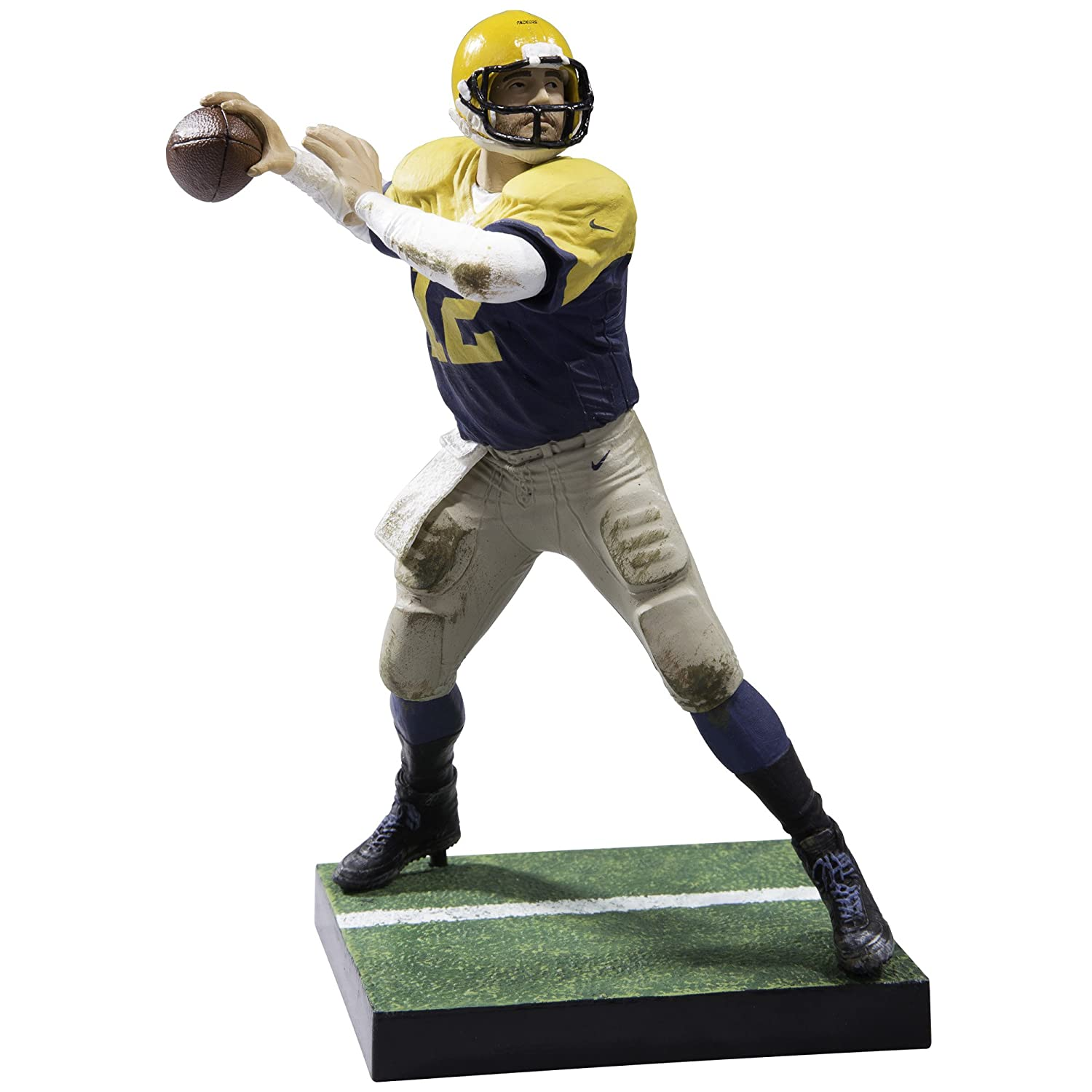 McFarlane NFL Madden 17 Series 2 AARON RODGERS #12 - GREEN BAY PACKERS Figur Mcfarlane Toys 75705-7