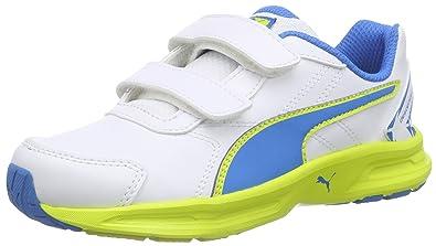 Puma Descendant SL v3 Jr, Unisex Kinder Sneakers