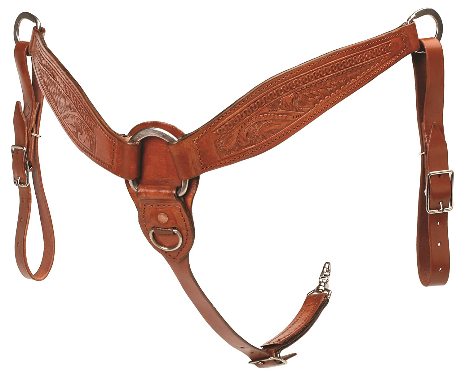 colorado Saddlery The 7-17 Reiner Breast Collar