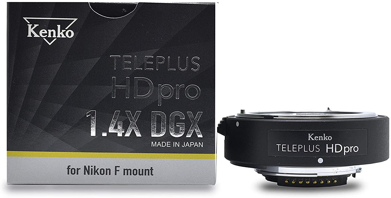 Kenko Teleplus HD pro 2.0X DGX Tele-Konverter f/ür Canon EF Bajonett und Objektive