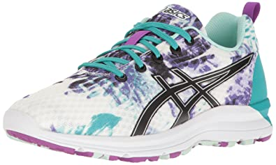 ASICS Women's Gel Corrido Running Shoe Orchid/Black/Viridian Green Size 5.5
