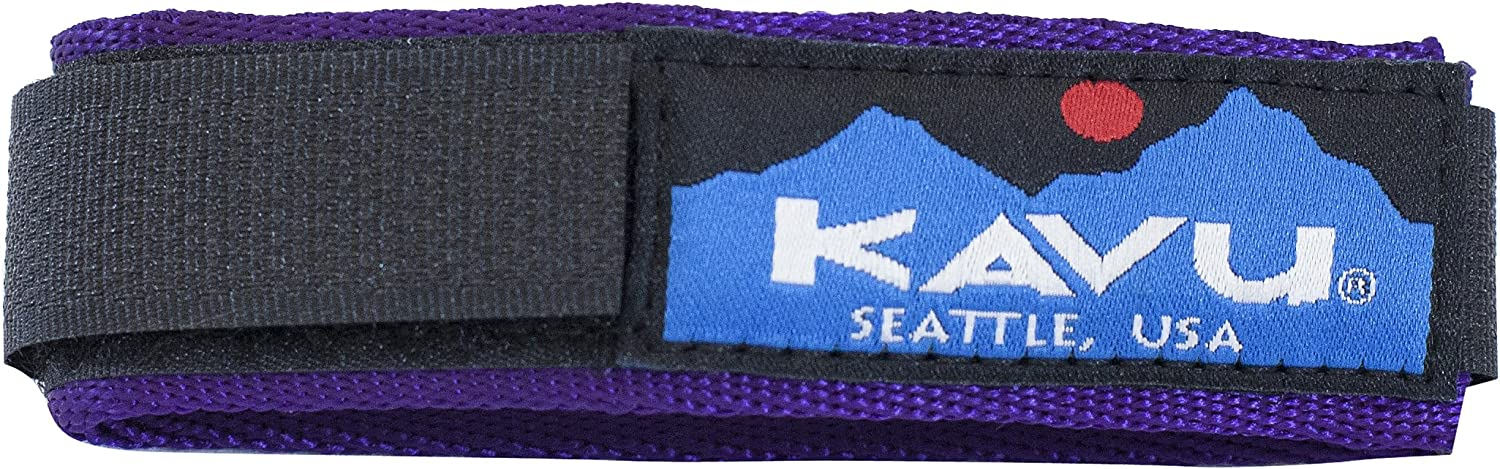 KAVU Watchband - Nylon Webbing Wrist Band for Any Watch Face