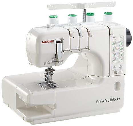 Janome coser Cover Titch cp1000cpx