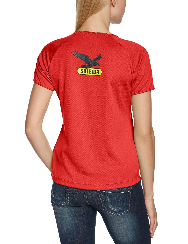 SALEWA Sporty, T Shirt Donna