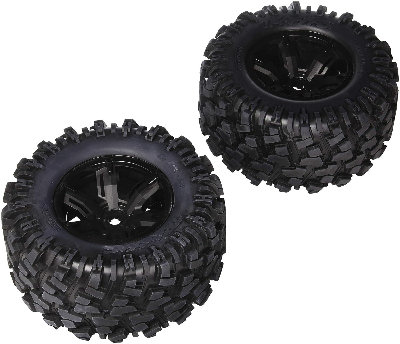 Traxxas X-Maxx 7772 X RAM ruedas y neumáticos (8s-rated) vehículo